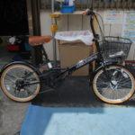 大日 ロリスフォールディング お買い得な折り畳み自転車