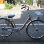 サカモトテクノ 26アルマイン 軽量お買い得自転車