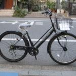 サイモト 266アレイズミッシュ しぶかっこいい自転車