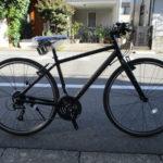 ブリヂストン CYLVA クロスバイク