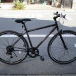 サカモトテクノ アウターリミッツ クロスバイク風自転車