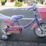 ブリヂストン エコキッズカラフル かわいい幼児車