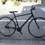 ブリヂストン オルディナ F5B クロスバイク