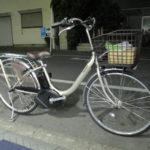 パナソニック Vivi L (ビビ エル) 軽量電動自転車