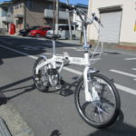 "<span class=""title"">サカモトテクノ カリブーライト 軽量・お買い得な折り畳み自転車</span>"