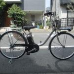 パナソニック ビビ L (エル) 軽量な電動自転車