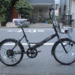 マルイシ ロキシー お買い得折り畳み自転車