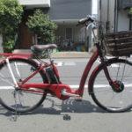 ブリヂストン ラクット 26インチ 電動自転車