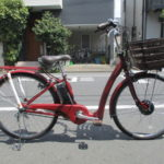 "<span class=""title"">ブリヂストン ラクット 26インチ 電動自転車</span>"