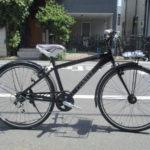 サカモトテクノ 700C コルテス 6S オート 通勤・通学最速自転車