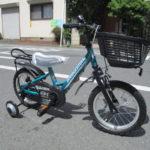 ブリヂストン エコキッズスポーツ かっこいい幼児車