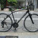 MERIDA  CROSSWAY 100-R ブラック 50cm入荷です。