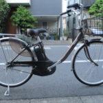パナソニック Vivi L(ビビエル)軽量な電動自転車