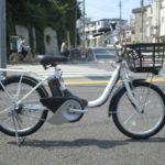 "<span class=""title"">ヤマハ パス シオン U(ユー) 20インチ電動自転車</span>"