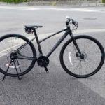ビアンキ C SPORT 2 かっこいいクロスバイク